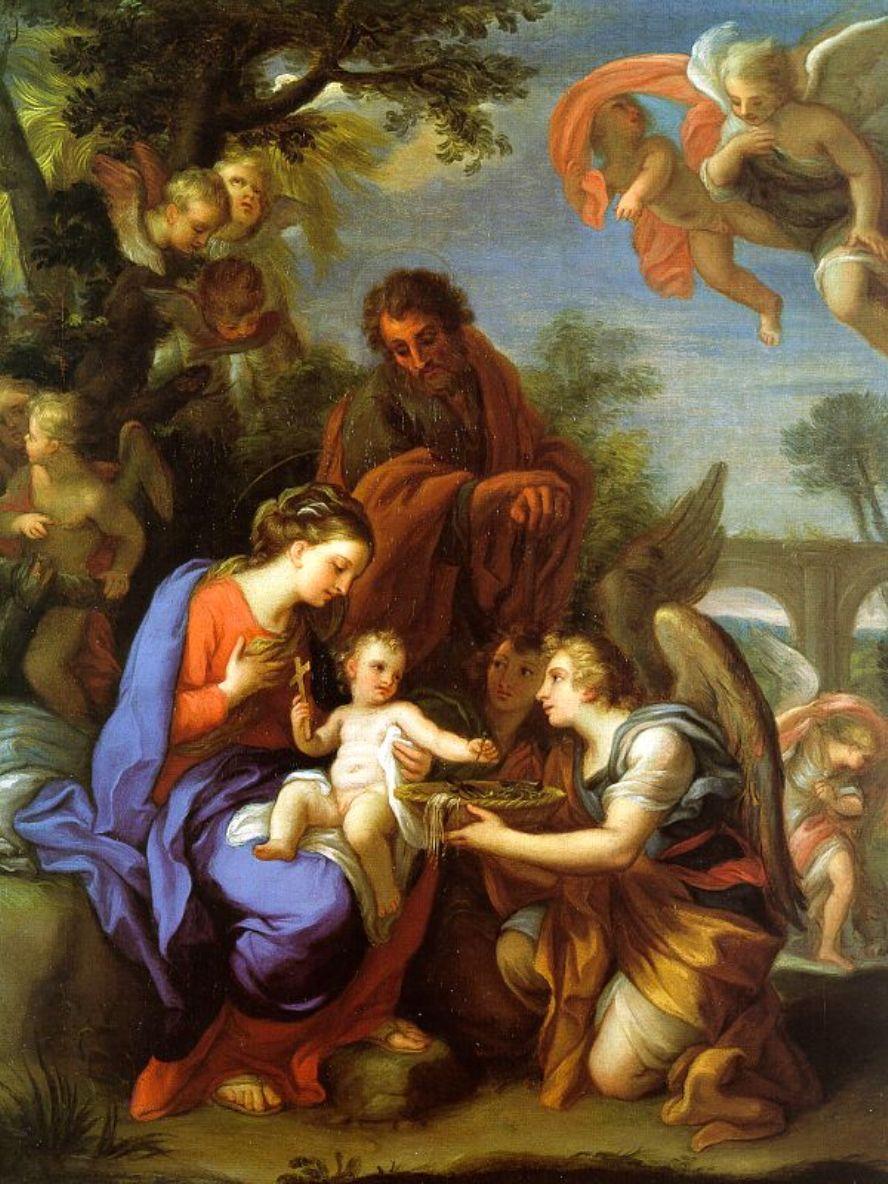 Padre Ruiz Heilige Familie Chiari