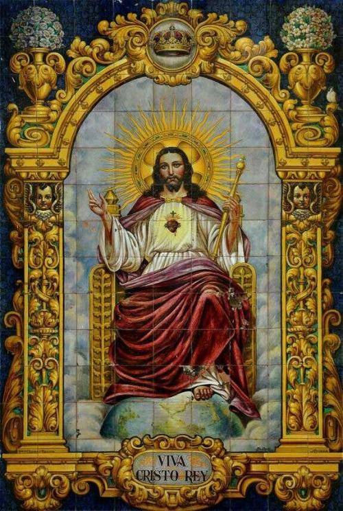 Cristo Rey!