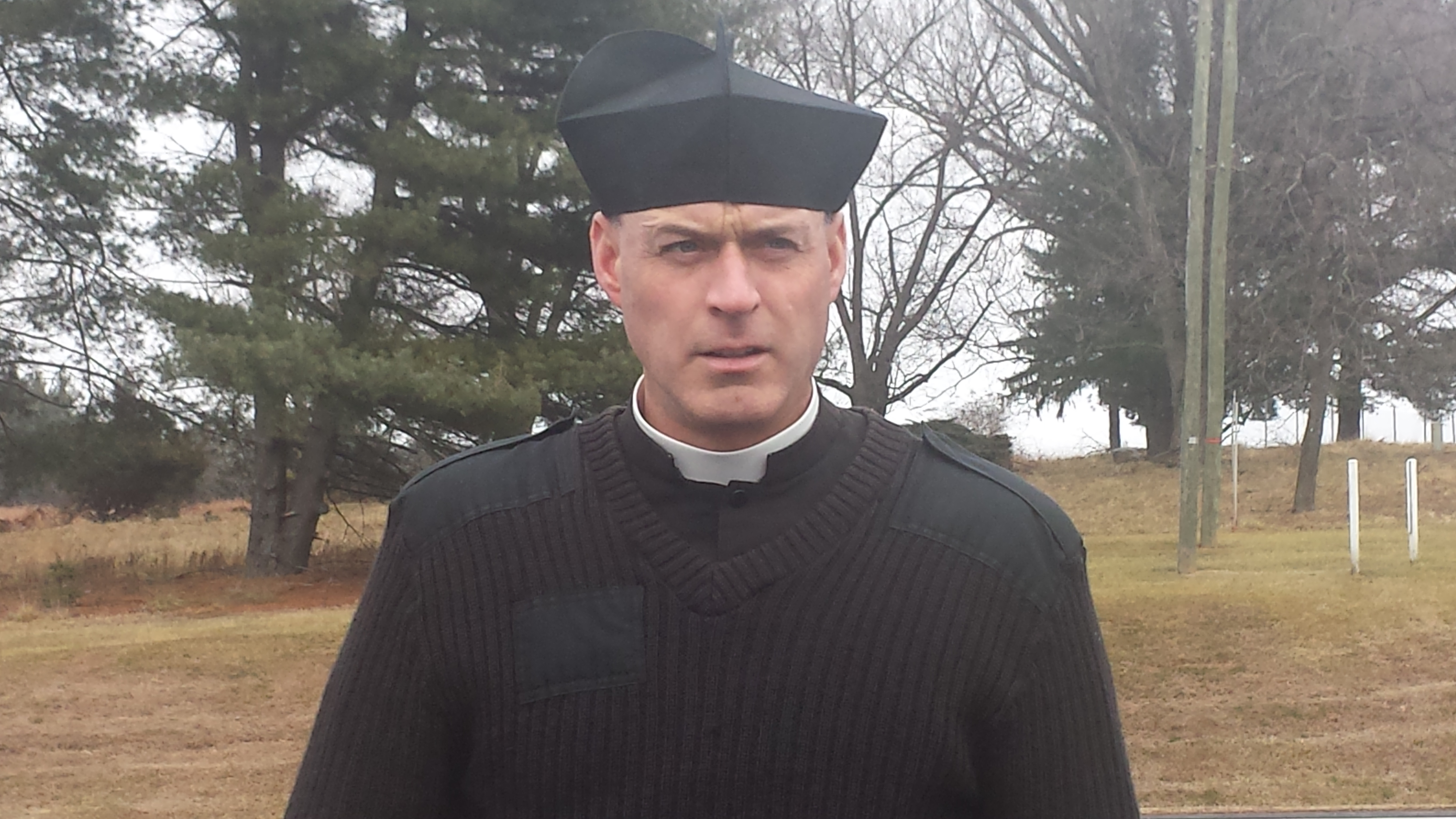 Reverend Father David Hewko