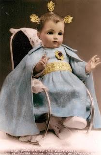 Christ El nino Jesus de los enfermos