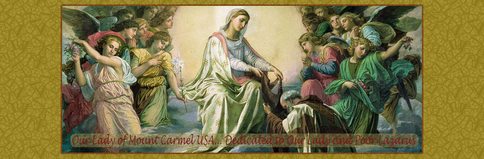 Our-Lady-and-St.-Simon-Stock-receiving-Her-Scapular-Footer