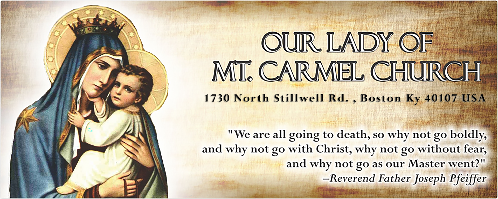 Our Lady of Mount Carmel USA